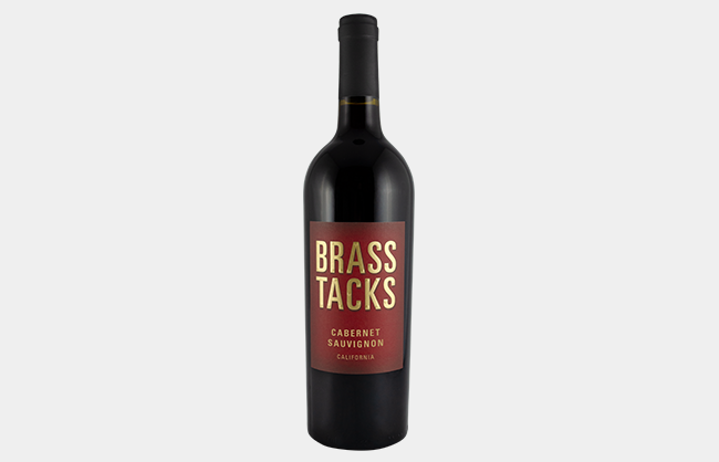 Brass Tacks Cabernet Sauvignon