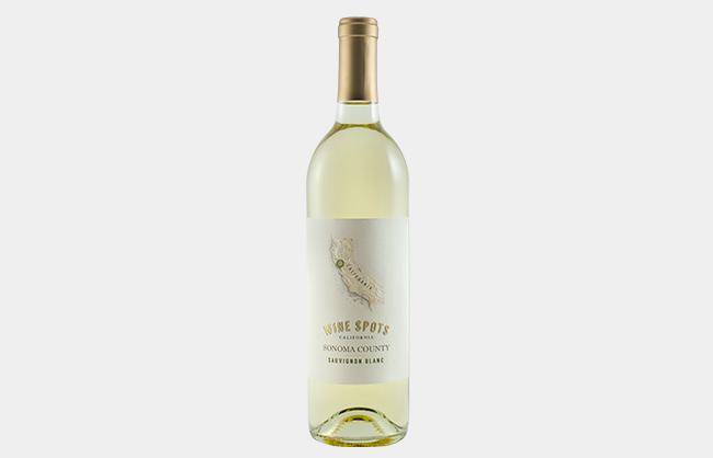 Wine Spots Sonoma County Sauvignon Blanc